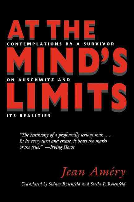 At the Minds Limit By Amery, Jean