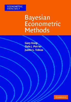 Bayesian Econometrics Methods By Koop, Gary/ Poirier, Dale J./ Tobias, Justin L.